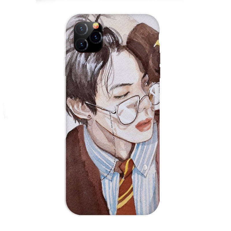 BTS X Hand drawn phone case - BT21 Store | BTS Online Shop