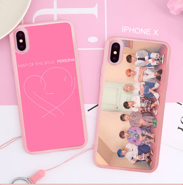 BTS X Map of the Soul Phone Case - BT21 Store | BTS Online Shop