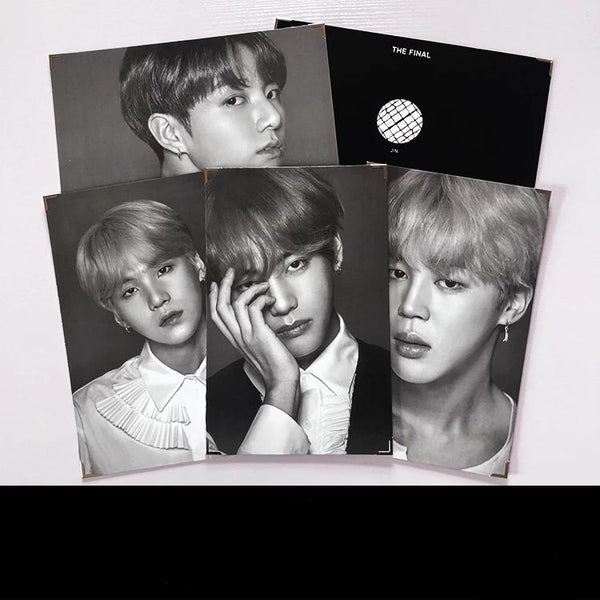 BTS X Wings Photo frame - BT21 Store | BTS Online Shop