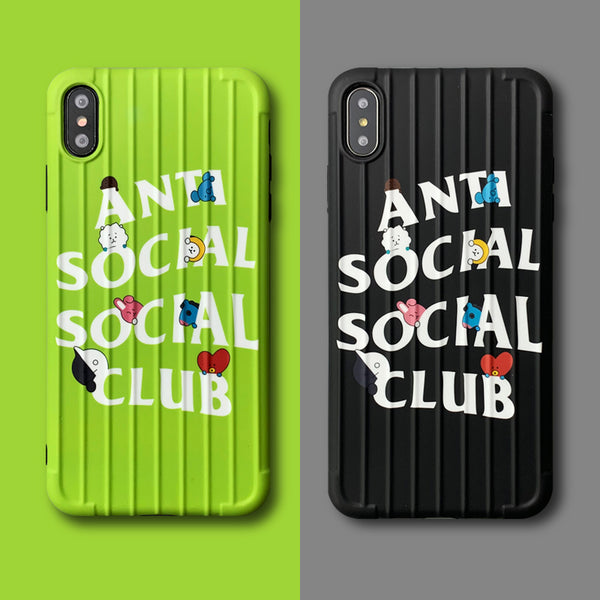 BT21 X ASSC PHONE CASE - BT21 Store | BTS Shop