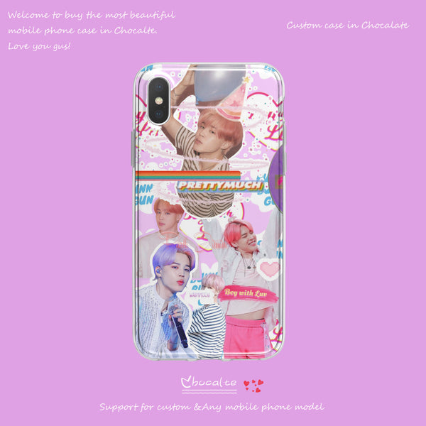 BTS X JIMIN IPHONE CASE - BT21 Store | BTS Shop