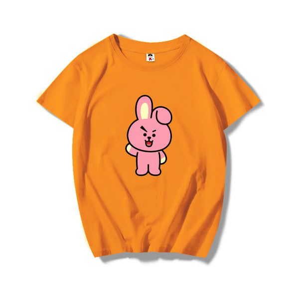 BT21 X COOKY T-Shirt - BT21 Store | BTS Online Shop