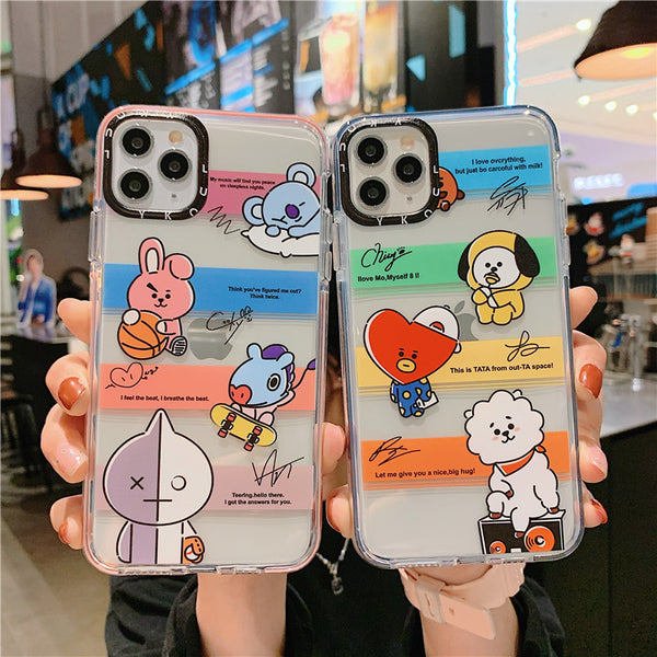 BT21 X PHONE CASE - BT21 Store | BTS Shop