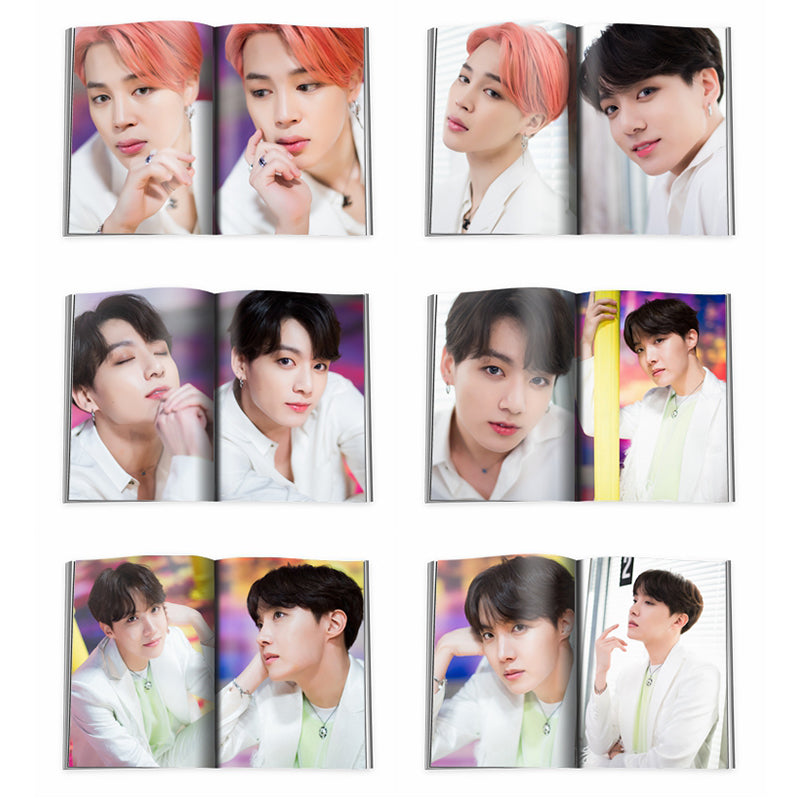 BTS X Map Of The Soul Persona Photo Album - BT21 Store | BTS Online Shop