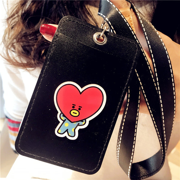 BT21 X  Cardholder - BT21 Store | BTS Shop
