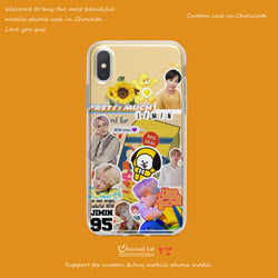 BTS X JIMIN IPHONE CASE - BT21 Store | BTS Online Shop
