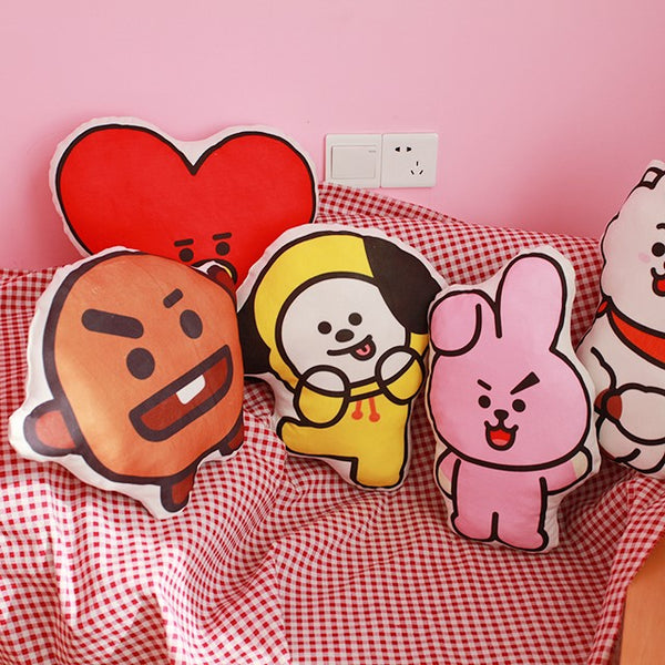 BT21 X Pillow - BT21 Store | BTS Online Shop
