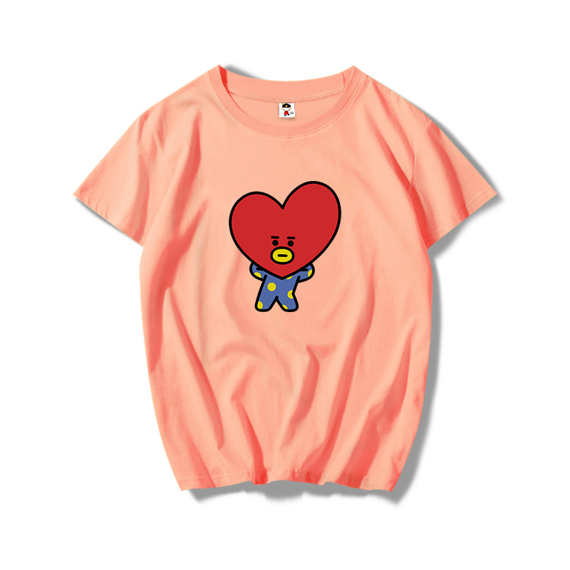 BT21 X TATA T-Shirt - BT21 Store | BTS Online Shop