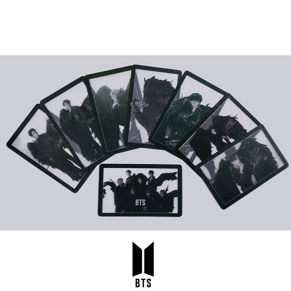 BTS X MAP OF THE SOUL 7 PHOTO CARD - BT21 Store | BTS Online Shop