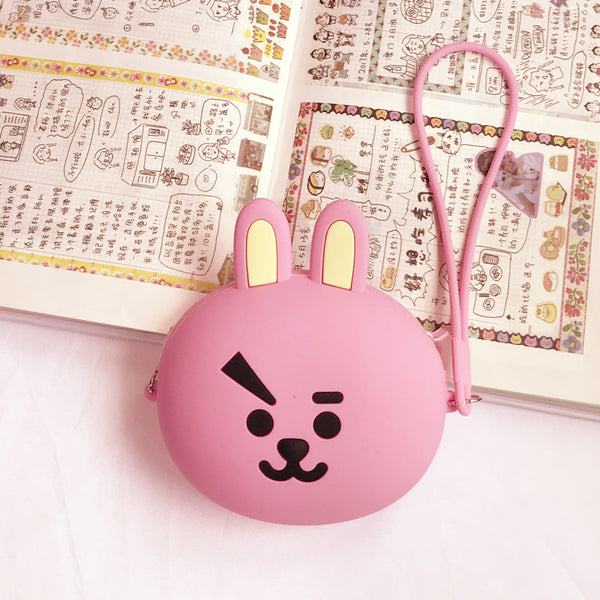 BT21 X COOKY KOYA Coin Purse - BT21 Store | BTS Online Shop