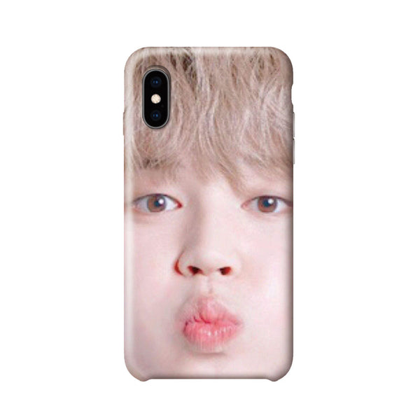 BTS JIMIN Face Phone Case - BT21 Store | BTS Online Shop