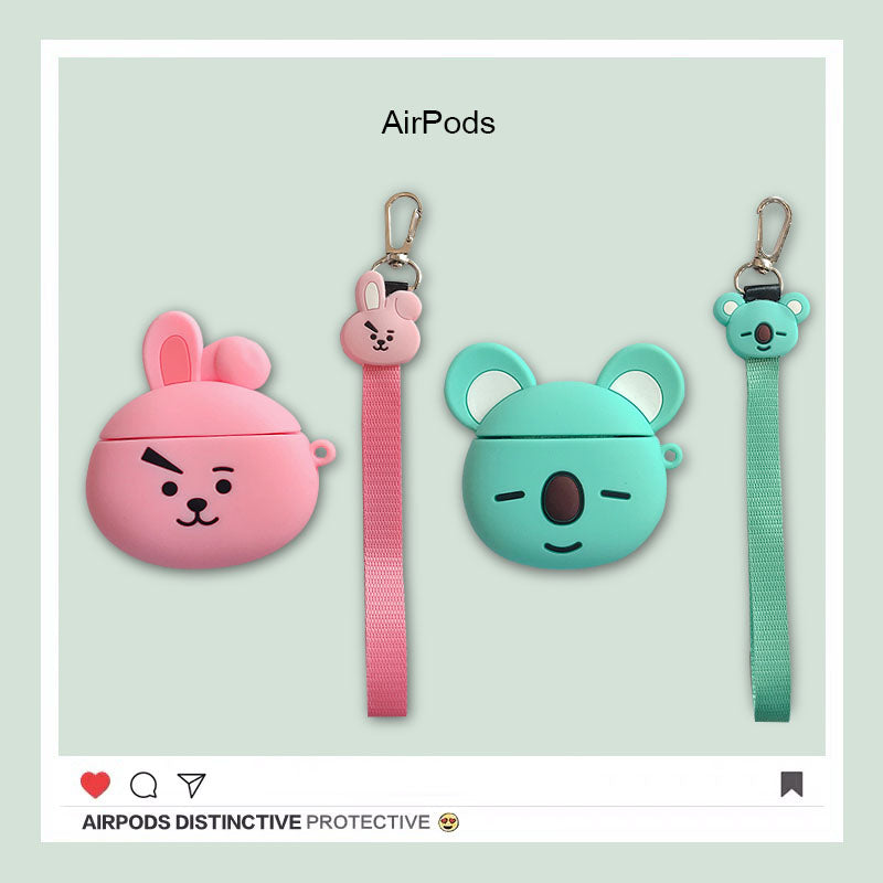 BT21 X COOKY KOYA AIRPOD CASE - BT21 Store | BTS Online Shop