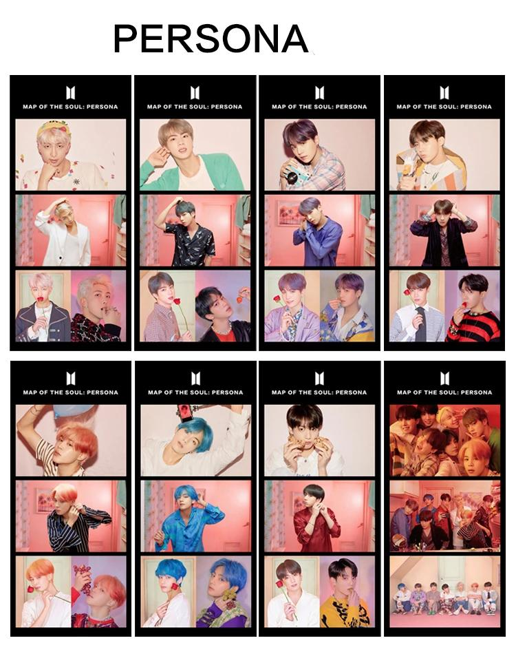 BTS X MAP OF THE SOUL:7 cards - BT21 Store | BTS Online Shop
