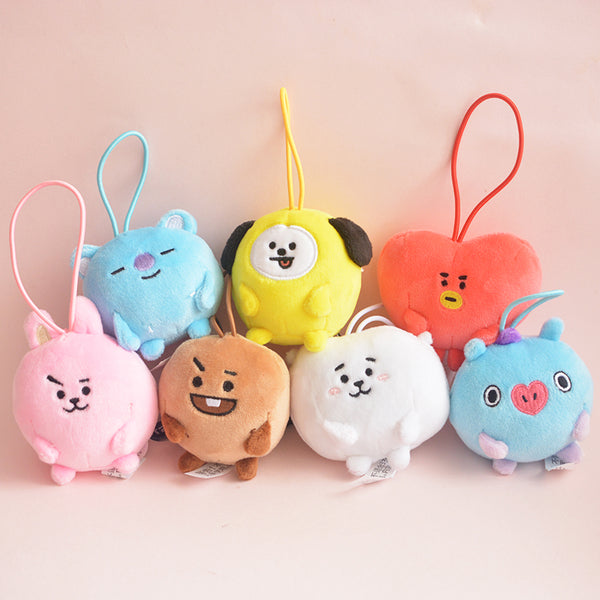 BT21 X PONGPONG Mini Standing Doll - BT21 Store | BTS Shop