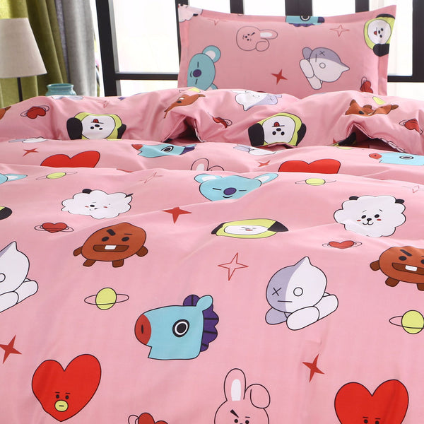BT21 X Bedding Set