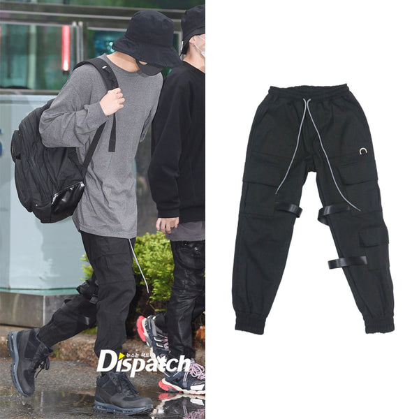 BTS Jungkook 'Boy With Luv' Dance Practice Trousers - BT21 Store | BTS Online Shop