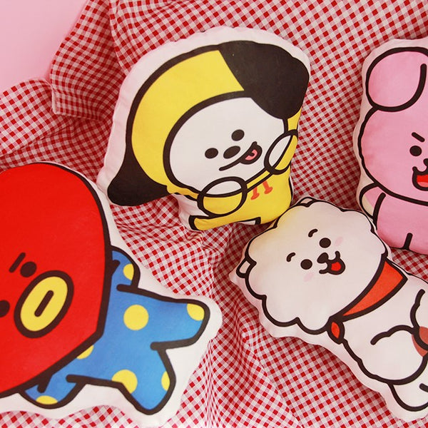 BT21 X Pillow