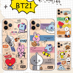 BT21 X 2019 New Phone Case