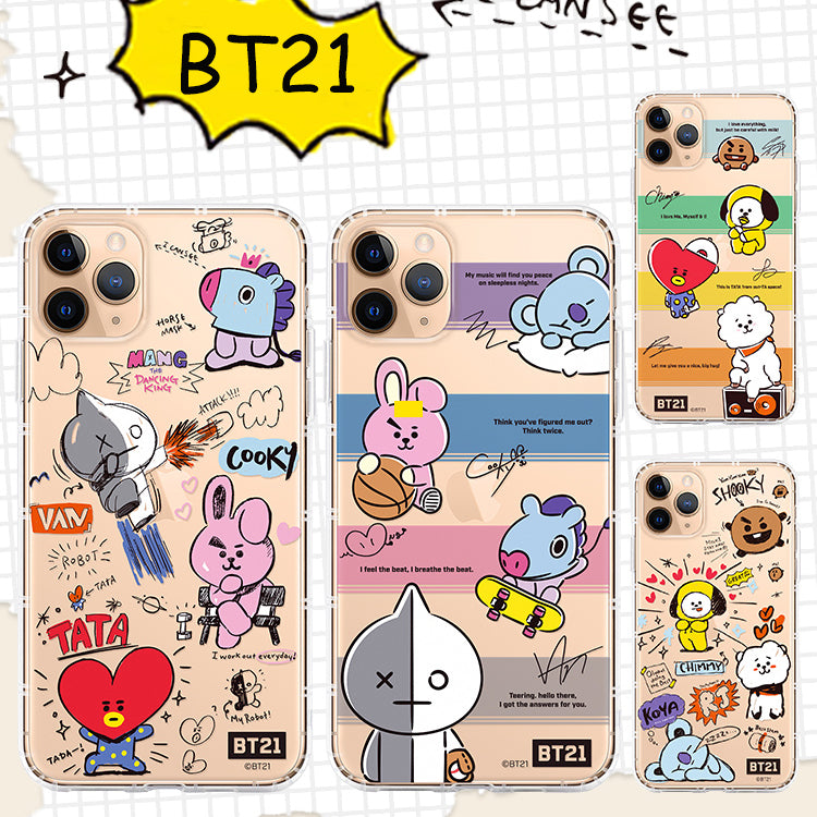 BT21 X 2019 New Phone Case - BT21 Store | BTS Online Shop