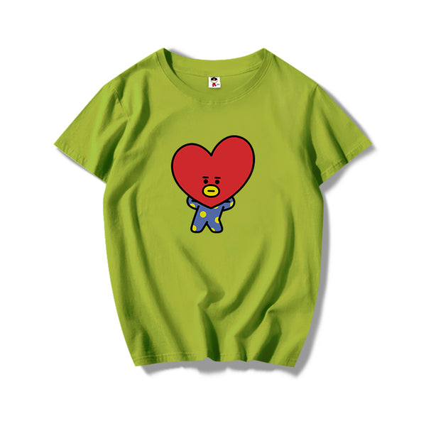 BT21 X TATA T-Shirt