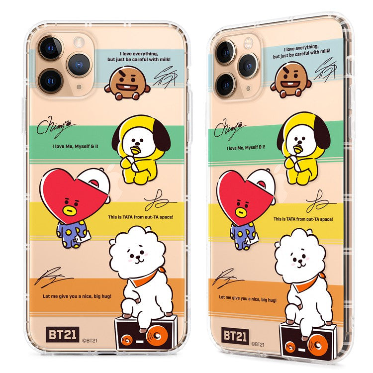 BT21 X 2019 New Phone Case - BT21 Store | BTS Shop