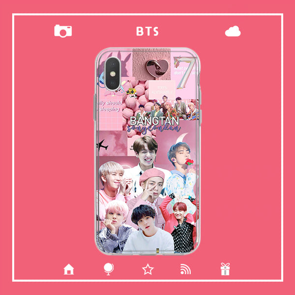 BTS iPhone Case - BT21 Store | BTS Online Shop