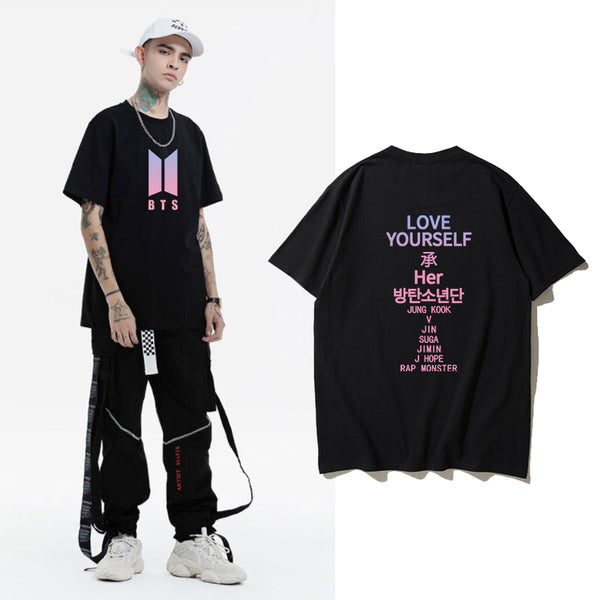 BTS X Love yourself T-Shirt - BT21 Store | BTS Online Shop