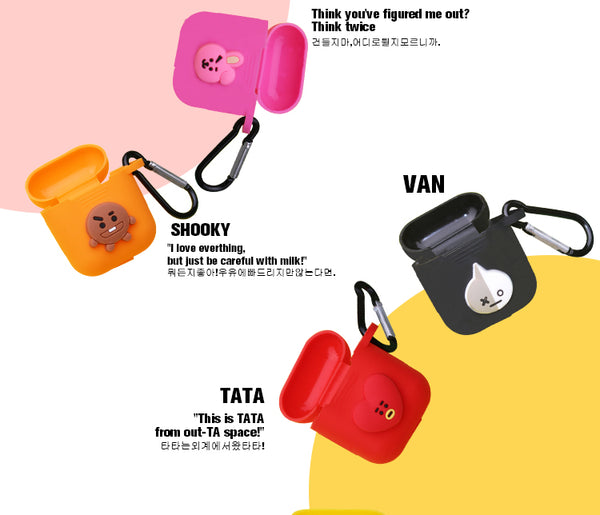 BT21 X AirPod Case