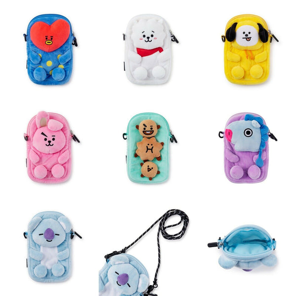 BT21 X Phone Storage Bag