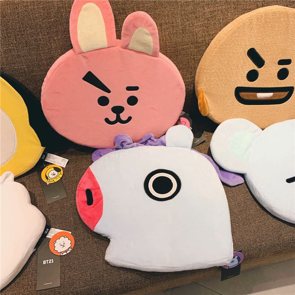 BT21 X Sitting Cushion - BT21 Store | BTS Online Shop