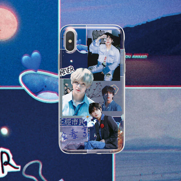 BTS Kim Taehyung iPhone Case - BT21 Store | BTS Online Shop