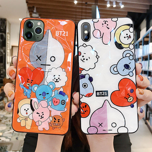 BT21 X PHONE CASE - BT21 Store | BTS Online Shop