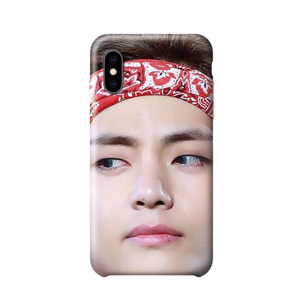 BT21 X TATA Face Phone Case