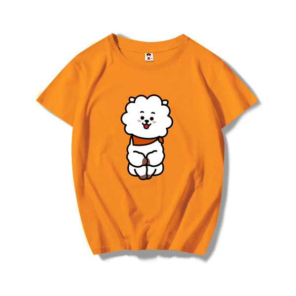 BT21 X RJ T-Shirt - BT21 Store | BTS Online Shop