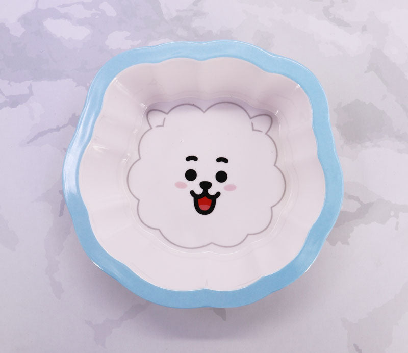 BT21 X Cereal Serving Bowl with Spoon - BT21 Store | BTS Online Shop
