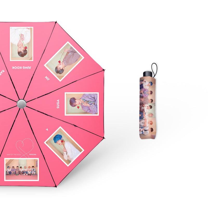 BTS X MAP OF THE SOUL : PERSONA UMBRELLA - BT21 Store | BTS Online Shop