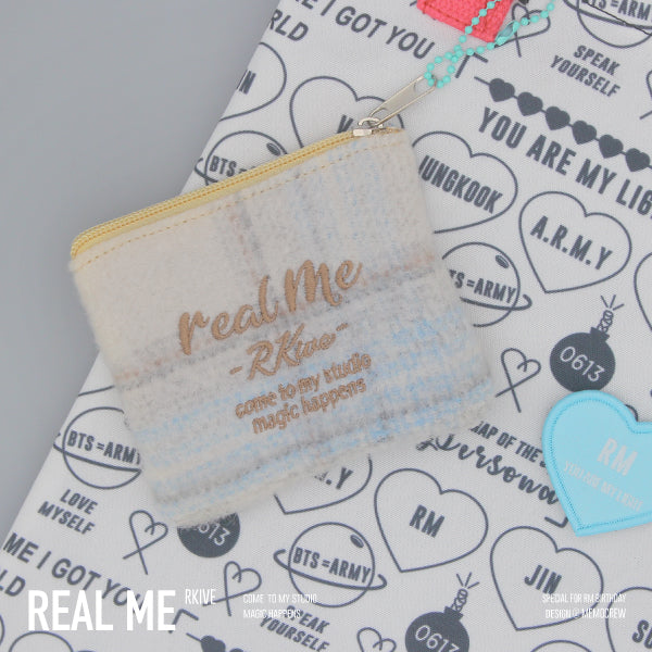 BTS X RM real me small hanging bag - BT21 Store | BTS Online Shop