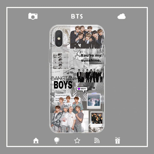 BTS iPhone Case - BT21 Store | BTS Shop