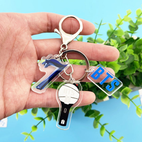 BTS X MAP OF THE SOUL : 7 Keychain - BT21 Store | BTS Online Shop