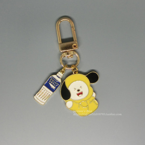 BT21 X  CHIMMY Keychain AirPods Case - BT21 Store | BTS Online Shop