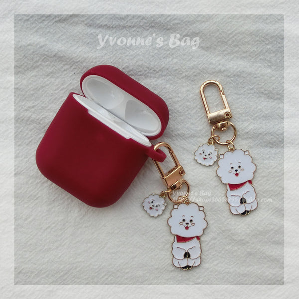 BT21 X RJ Keychain AirPods Case - BT21 Store | BTS Shop