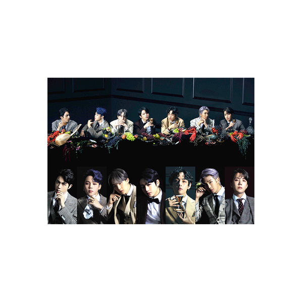 BTS X MAP OF THE SOUL : 7 poster - BT21 Store | BTS Online Shop