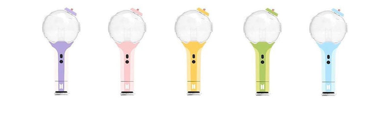 BTS X LIGHT STICK ARMY BOMB STICKER - BT21 Store | BTS Online Shop
