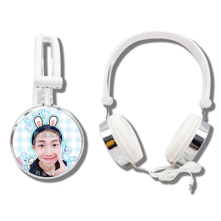 BTS X RM HEADPHONES - BT21 Store | BTS Online Shop