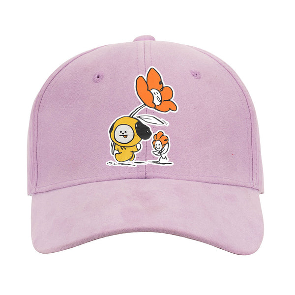 BT21 X Flower Cap - BT21 Store | BTS Online Shop