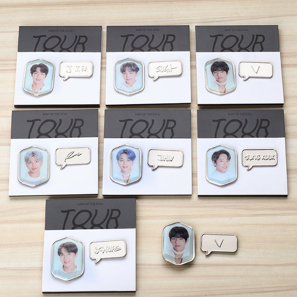 BTS X Badges and keychains - BT21 Store | BTS Online Shop