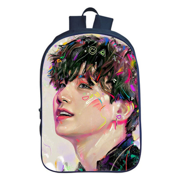 BTS X 3D Backpack - BT21 Store | BTS Online Shop
