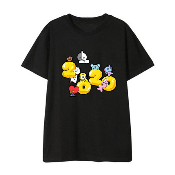 BT21 X NEW 2020 T-SHIRT