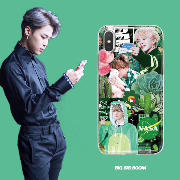BTS X JIMIN PHONE CASE - BT21 Store | BTS Shop