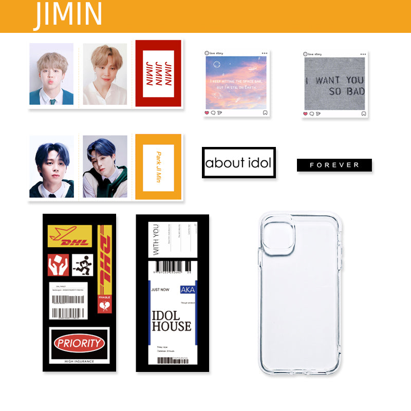 BTS X Custom phone case - BT21 Store | BTS Online Shop